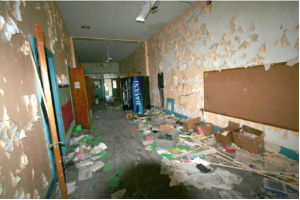 A look inside Thacher. Photo courtesy of KCPS