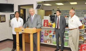Spalitto's Pharmacy w- Gov Nixon-WEB