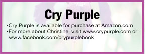 cry purple info box