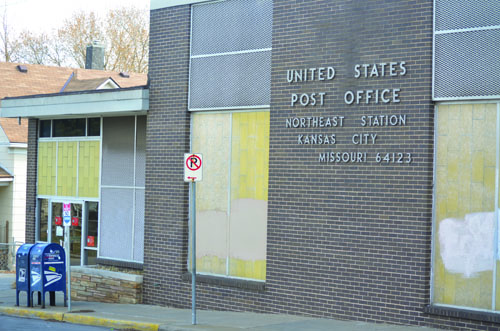 Post Office officials said a decision has not yet been made on whether or not to close the Post Office station located at 105 N. Hardesty.