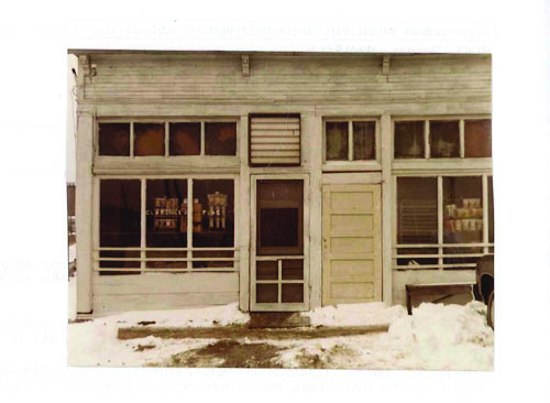 clarence's store