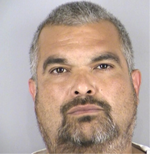 "Joseph Jagetz White male, 46 Height: 6'0"" Weight: 240 lbs. Last known address: 111 N. Wheeling  or 4439 E 10th St. Wanted: Jackson County, Felony Warrant for Probation Violation Armed and Dangerous"