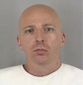 "Robert C. Tresenriter White male, 38 Height: 5'6"" Weight: 170 lbs. Last known address: 125 N. Drury Wanted: Jackson County, Felony Warrant for Possession  of a Controlled Substance Armed and Dangerous"