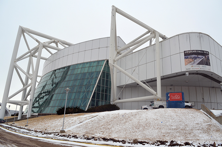 Northeast News   Inside the Kemper Arena renovation being